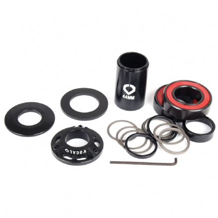 Vocal Vice Mid Bottom Bracket DRS - 19mm - Black